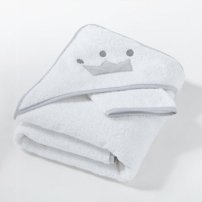 Купить Описание банной накидки и рукавички Au lit mon petit doudou: Банная накидка и рукавичка: отделка контрастной бейкой.Машинная стирка при 60°.2 размера на выбор: 70x70 или 100x100 см.Характеристика накидки и рукавички: Махровая ткань из 100% хлопка, 420 г/м².Весь комплект банного текстиля для малышей вы можете найти на laredoute.ru. > <meta name= twitter:image content= https://cdn.laredoute.com/products/641by641/e/9/a/e9a99c38ea1b0ba43d3c4fdbf437e648.jpg >