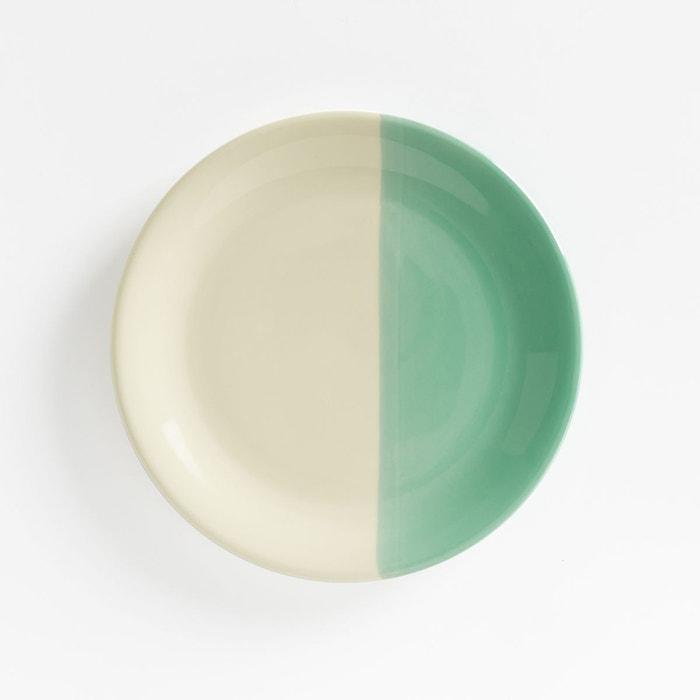 La Redoute Interieurs - Saladier céramique bicolore, Zalato   La Redoute