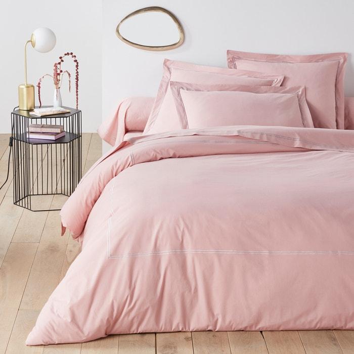 capa de edredon percal puro algod o palace la redoute. Black Bedroom Furniture Sets. Home Design Ideas