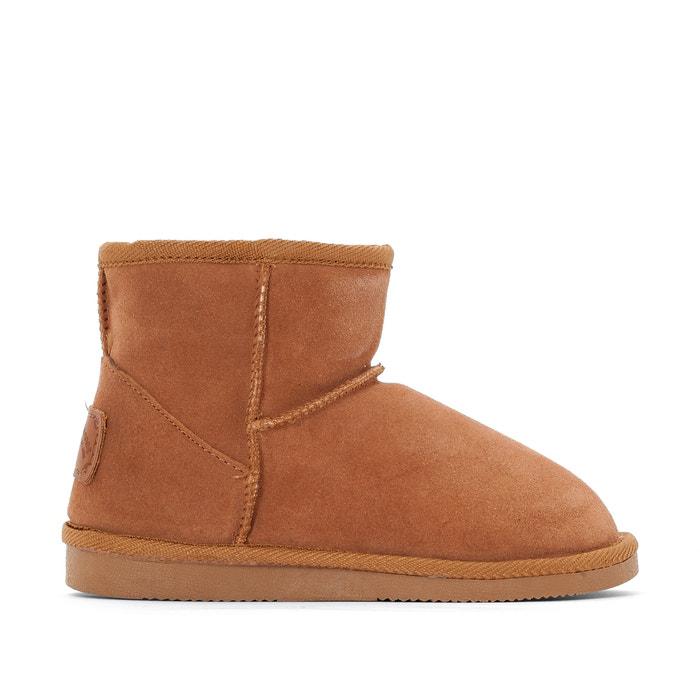 Boots pelle Flocon  LES TROPEZIENNES PAR M.BELARBI image 0