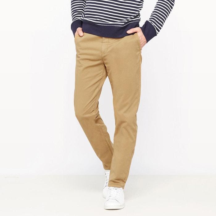 Pantalon chino coupe droite R Edition