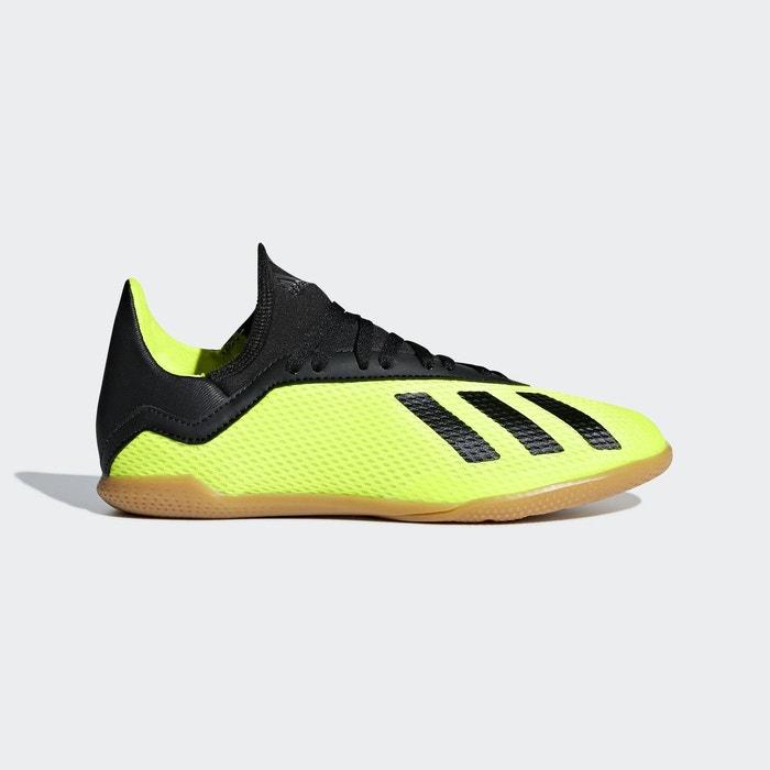 6b3c31850da82 Baskets chaussure x tango 18.3 indoor jaune Adidas Performance