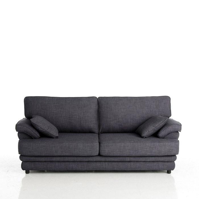 canap 2 ou 3 places convertible confort sup rie la. Black Bedroom Furniture Sets. Home Design Ideas