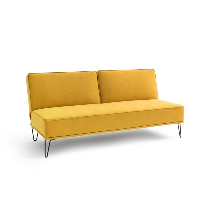 Sofá-cama em poliéster, VEES  La Redoute Interieurs image 0