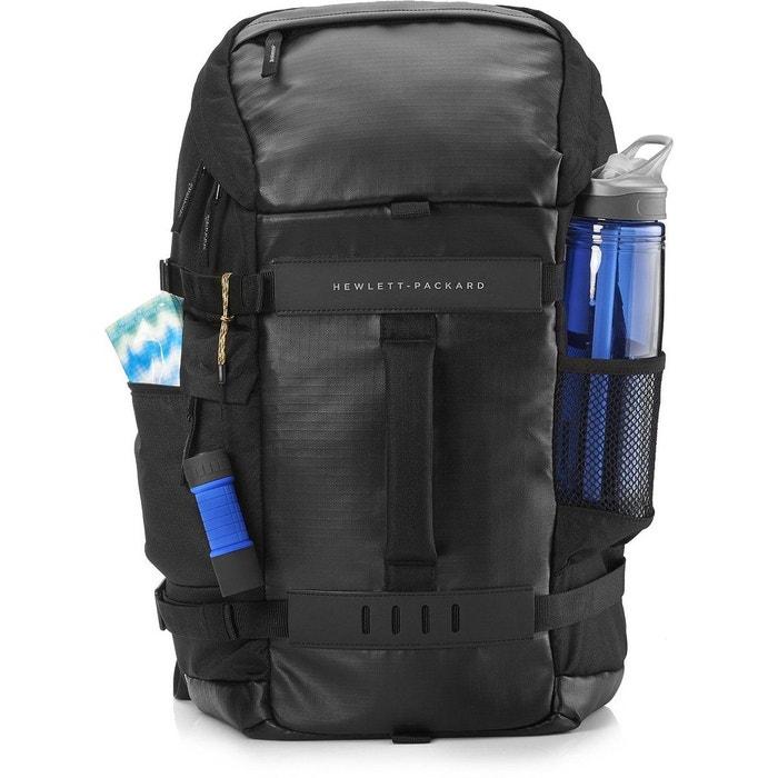 Sac à dos HP Odyssey Backpack 15.6' noir 1JAvMm