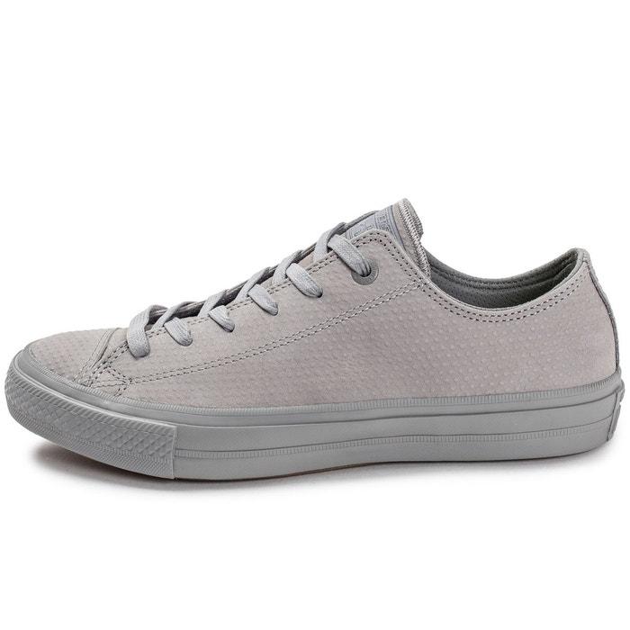 Basket basse chuck taylor gris Converse