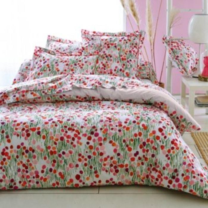 housse de couette prairie fleurie autre home maison la. Black Bedroom Furniture Sets. Home Design Ideas