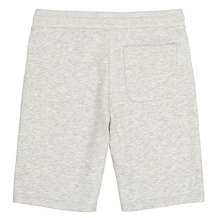 10-16 Years La Redoute Collection Chino Bermuda Shorts