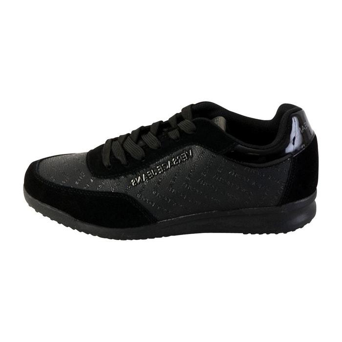 2ed6a020a9e980 Basket linea fondo marc dis.1 noir Versace | La Redoute