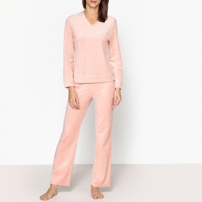 Pyjama velours  LA REDOUTE COLLECTIONS image 0