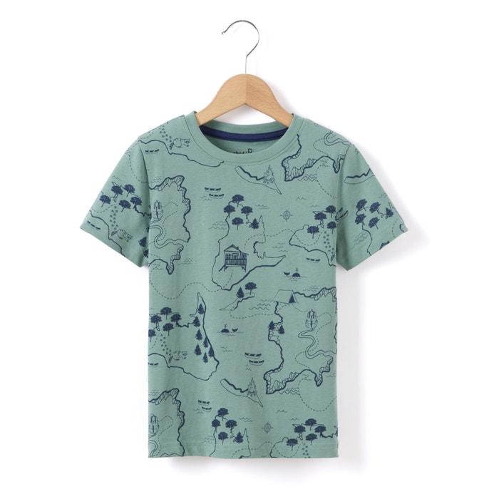Image T-shirt imprimé 3 - 12 ans abcd'R