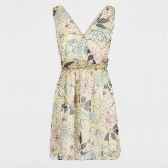 floral MORGAN Vestido Vestido MORGAN estampado corto wZHCq