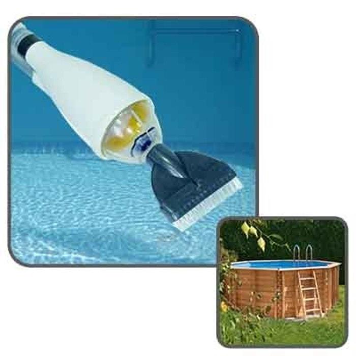 balai aspirateur piscine avec manche t lescopique linxor la redoute. Black Bedroom Furniture Sets. Home Design Ideas