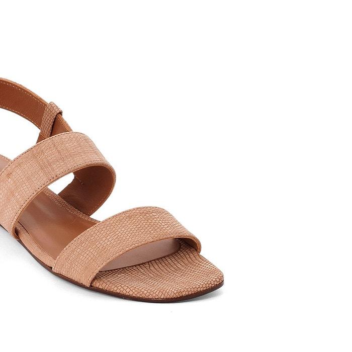 Sandales cuir esperance Heyraud