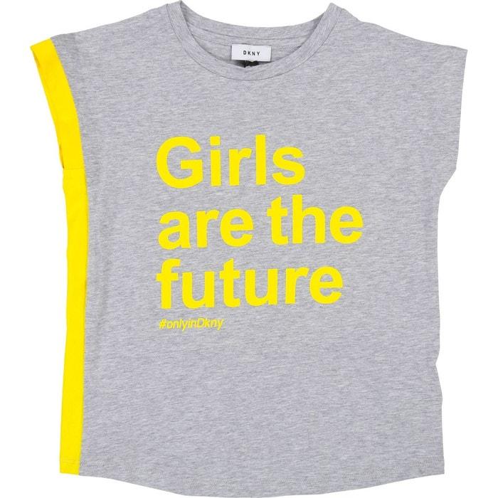 fe5f23b57174a T-shirt en jersey Dkny
