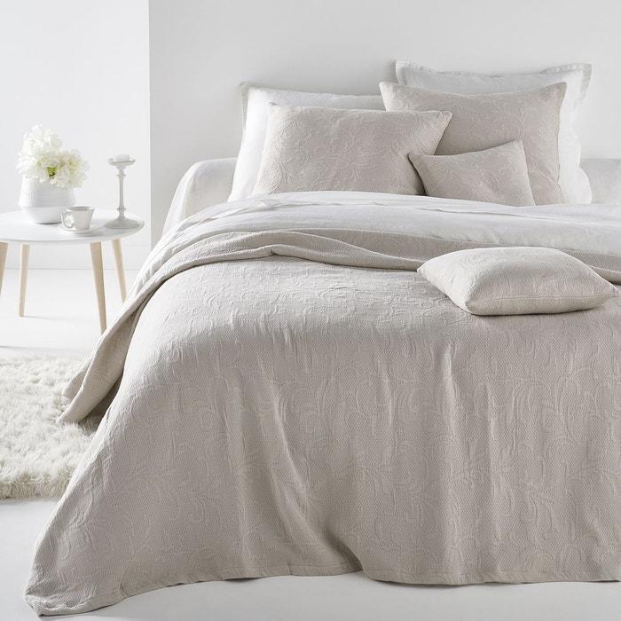 dessus de lit pur coton acanthe la redoute interieurs la. Black Bedroom Furniture Sets. Home Design Ideas