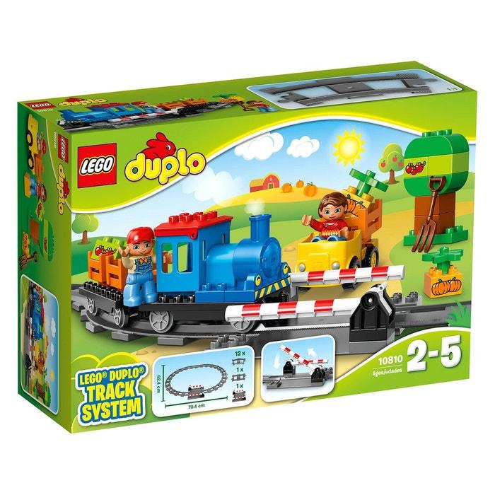 Mon premier jeu de train  LEGO image 0