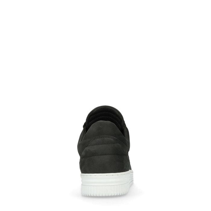 Baskets montantes noir Sacha