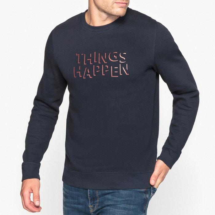 afbeelding Bedrukte sweater met ronde hals R édition