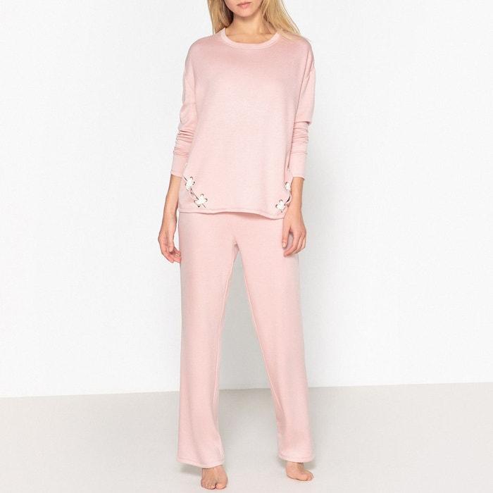 Pyjama détails lacets  LA REDOUTE COLLECTIONS image 0