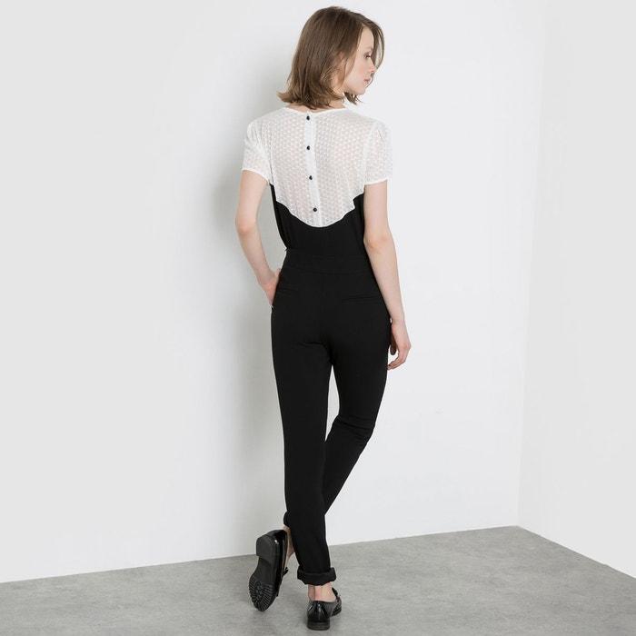 Combi-pantalon bicolore MADEMOISELLE R