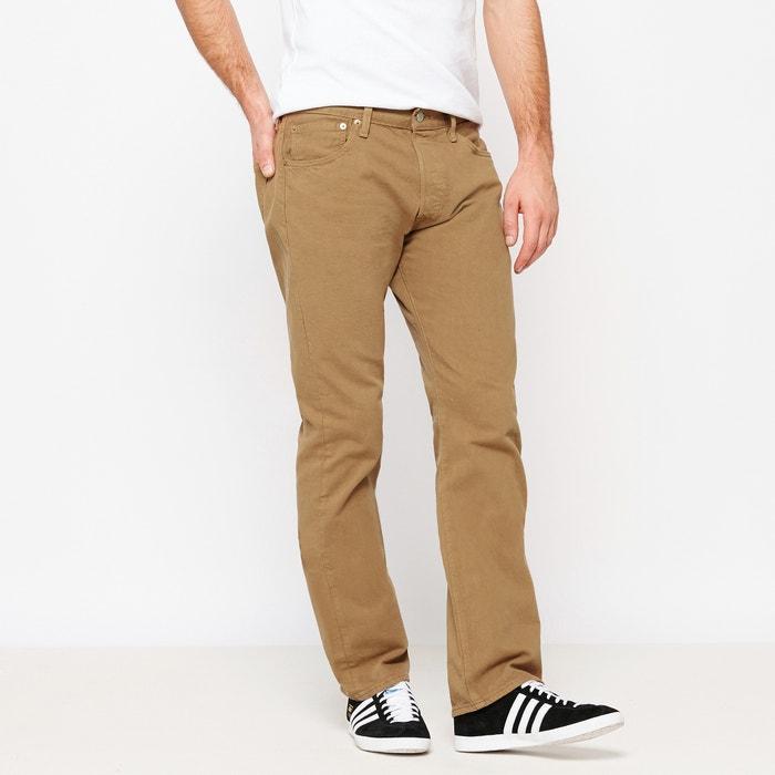 Image 501® Original Fit Straight Jeans LEVI'S