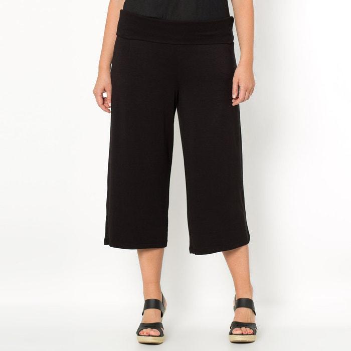 "Image Cropped Loose Fit Trousers, Length 30"" CASTALUNA"