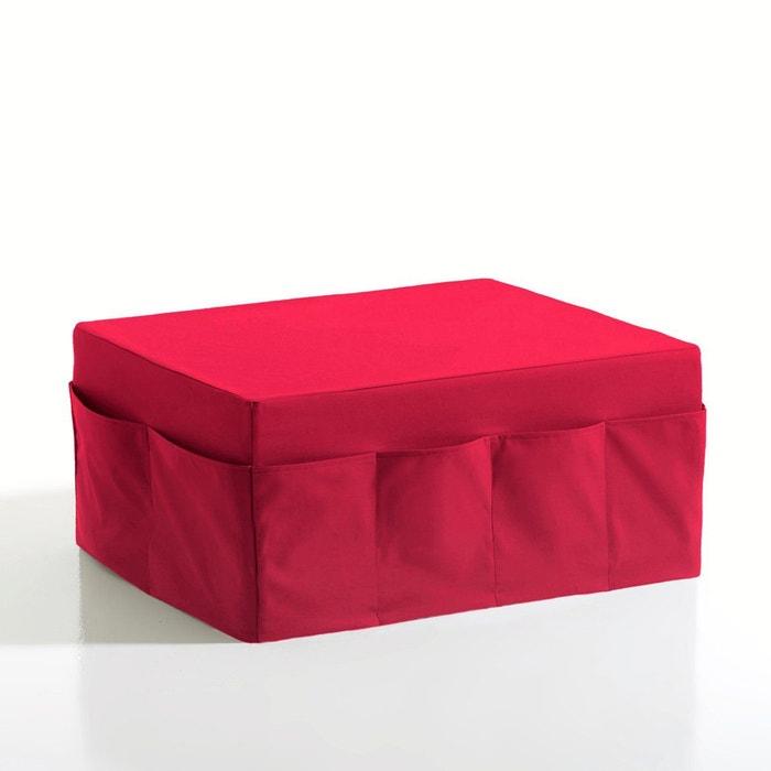 pouf d houssable adulte confort bultex meeting la redoute interieurs la redoute. Black Bedroom Furniture Sets. Home Design Ideas