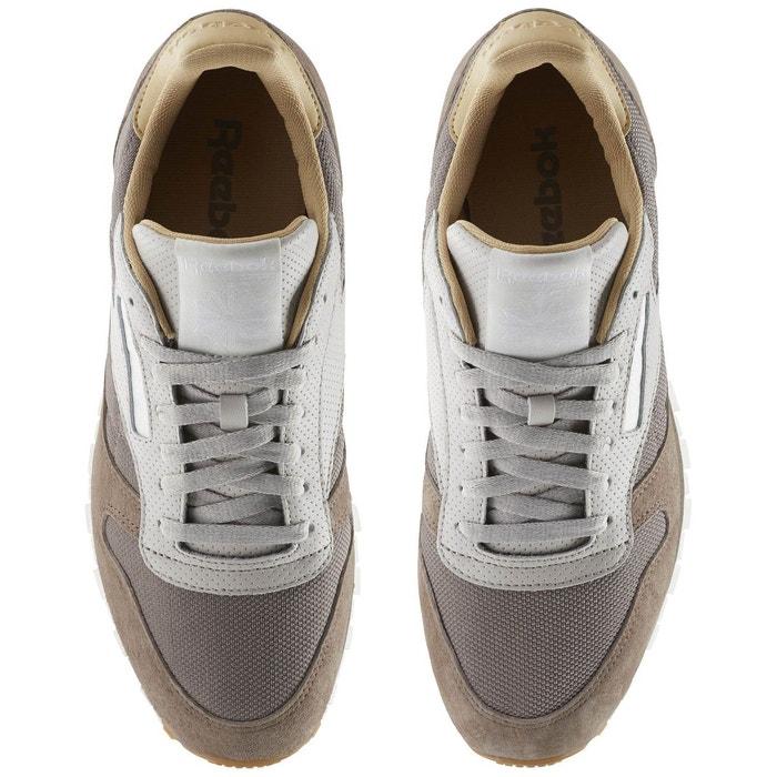 Basket reebok classic leather urban descent - bs5227 marron Reebok