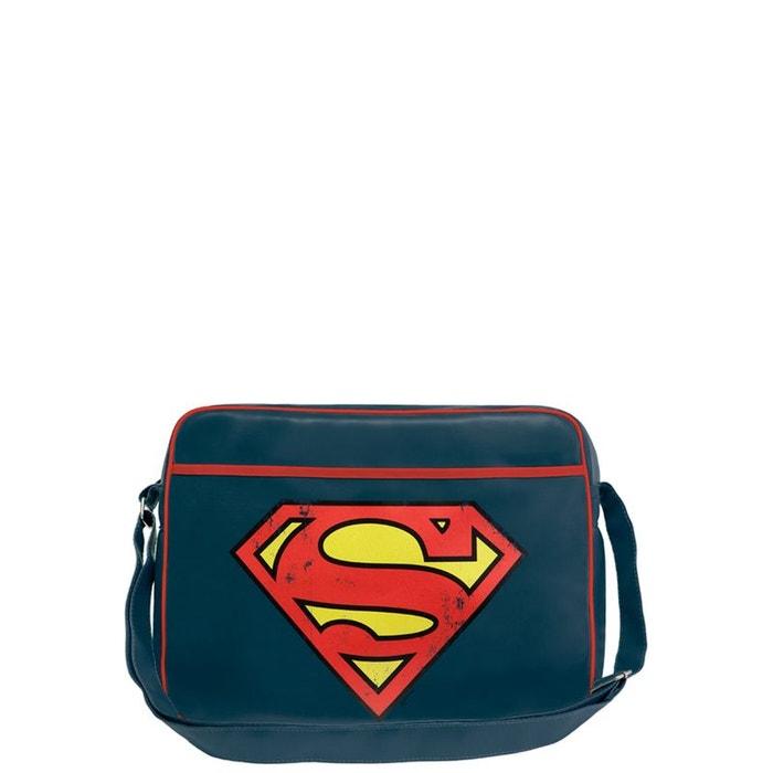 Besace superman logo – sport bag de logoshirt Vente De Faux Chaussures Vraiment Pas Cher En Ligne 7qj9KgEIBz