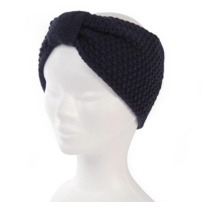 Image Knitted Headband MADEMOISELLE R