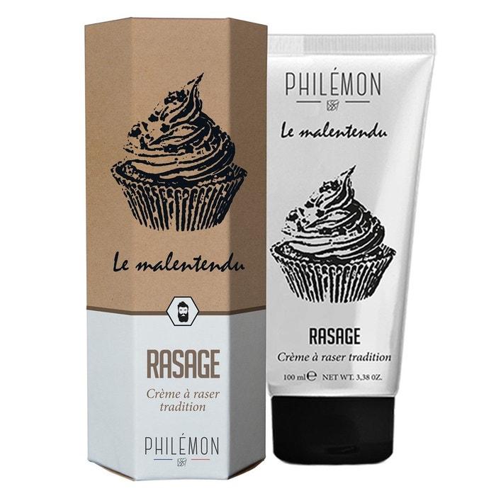 Crème rasage barbier tradition enrichie PHILEMON