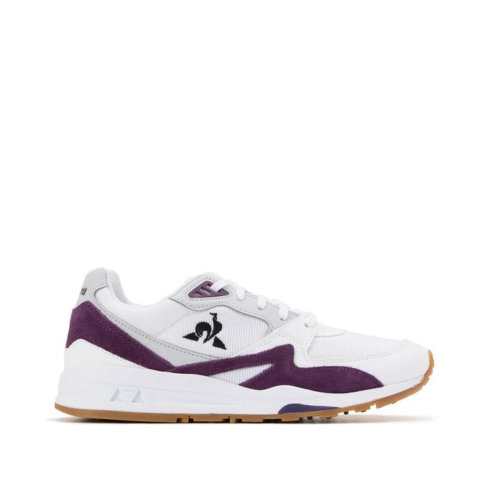 Lcs r800 w trainers white/purple Le Coq