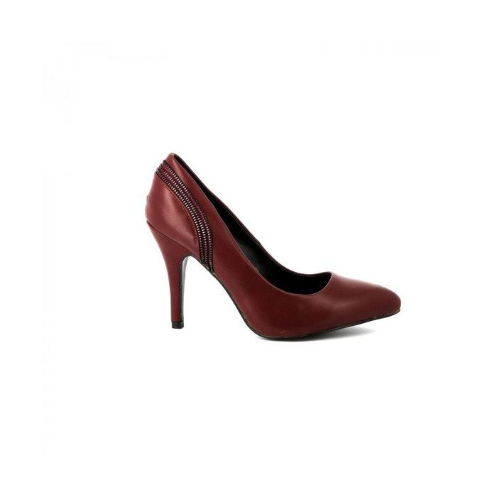 Cassis Côte D'azur Escarpin aiguille GOLIATH Bordeaux - Chaussures Escarpins Femme