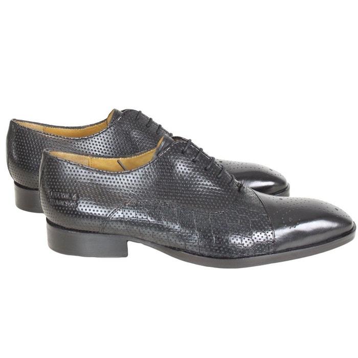 Melvin & Hamilton - Chaussure en cuir Melvin & Hamilton Ricky 9 - 40 P6EgMb