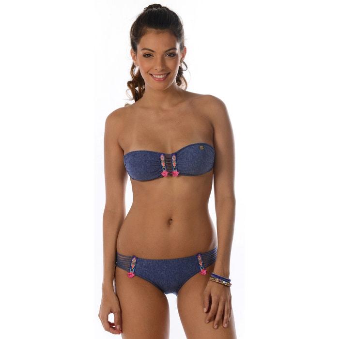 Reggiseno per bikini a fascia fantasia  BANANA MOON image 0