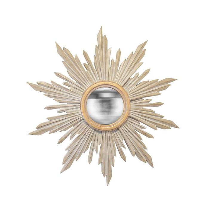 Miroir soleil convexe emde premium la redoute for Miroir convexe exterieur