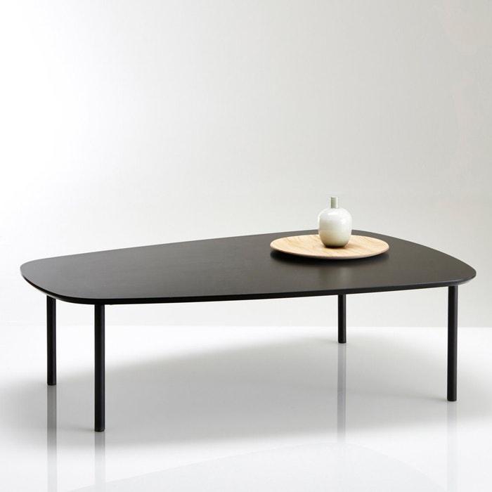 la redoute table basse table basse plaqu e noyer watford la redoute interieurs