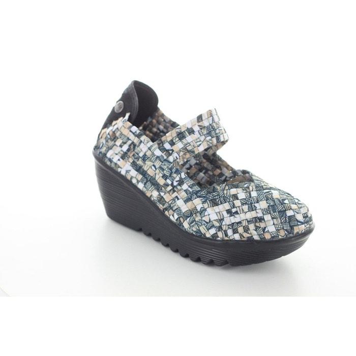 Sandales à talons compensés lulia Bernie Mev