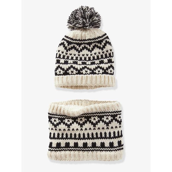 Accessoires bébé garçon - Bonnets, gants, écharpe, moufles VERTBAUDET en  solde   La Redoute 466a8c3f030