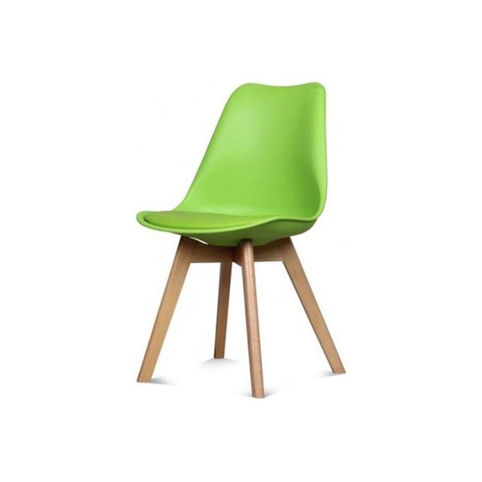 Vert Sweden Scandinave Style Chaise Design N8X0wnOPk