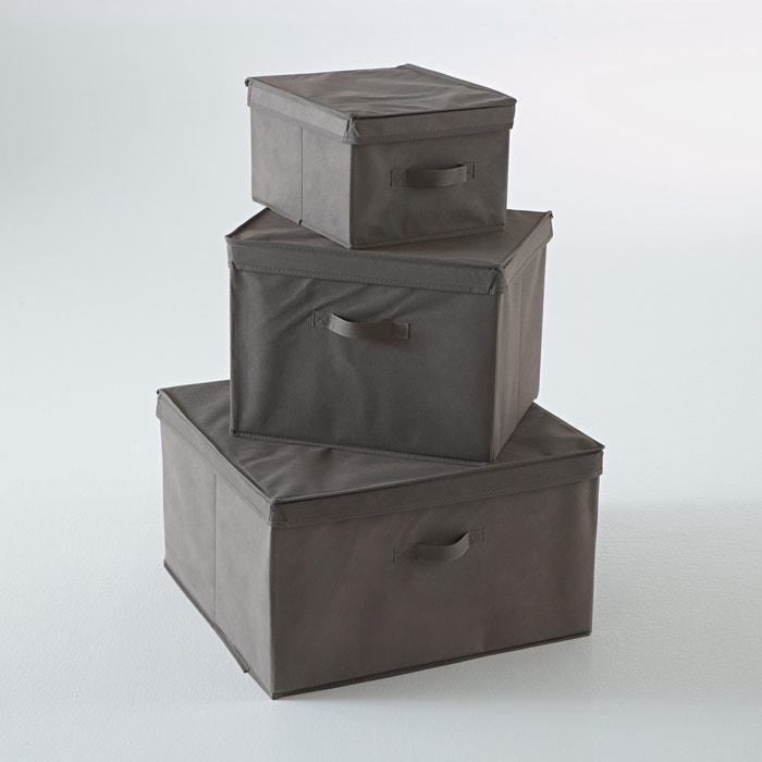 Denise Storage Box, 28x20x35cm  La Redoute Interieurs image 0