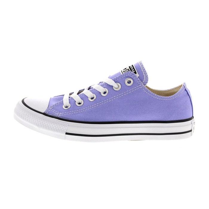 Basket converse ct all star classic - 160458c  violet Converse  La Redoute