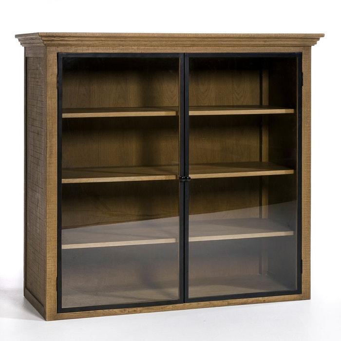 biblioth que officine meuble haut fum am pm la redoute. Black Bedroom Furniture Sets. Home Design Ideas
