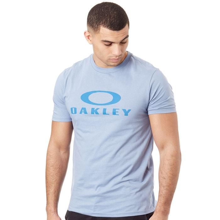 Tee shirt 50-bark ellipse gris Oakley   La Redoute 6089b751beb6