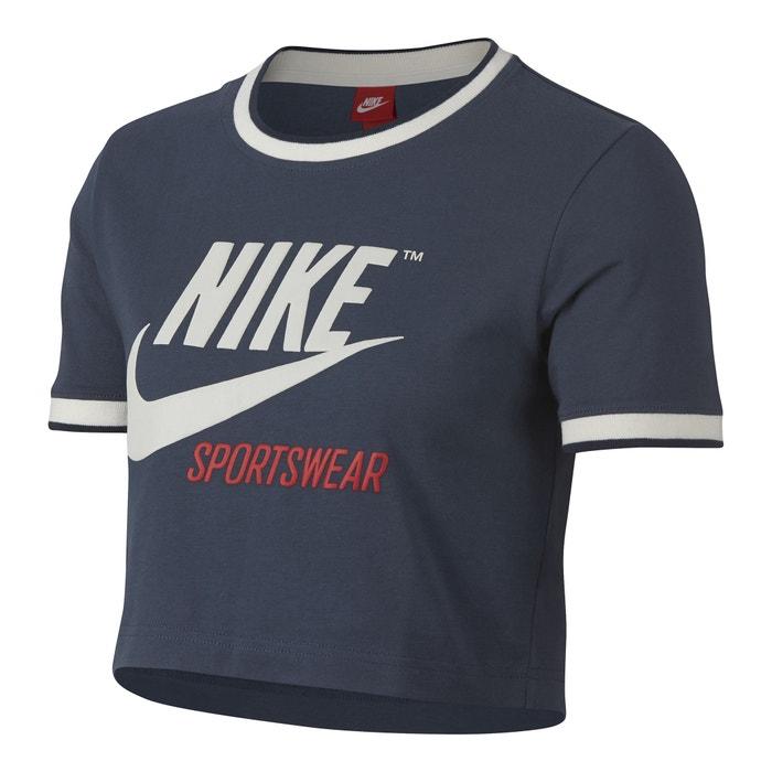 Image T-shirt scollo rotondo, maniche corte NIKE