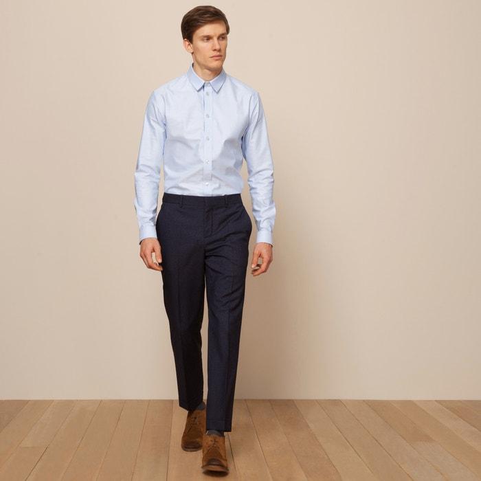 Image Pantalon drap de laine CARVEN