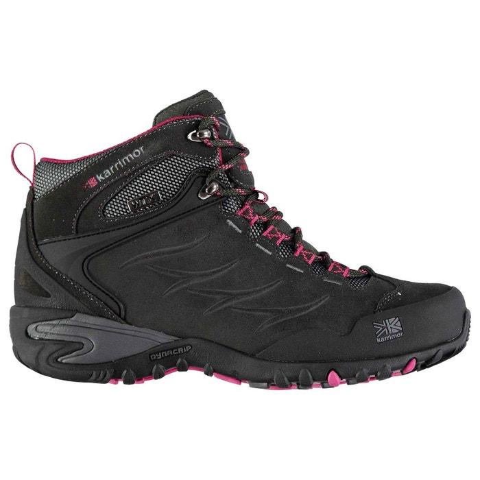 Chaussures à lacets Karrimor noires femme dC7ZFTZXg