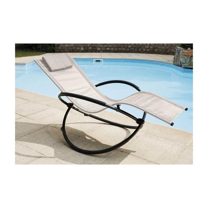 bain de soleil bascule home maison la redoute. Black Bedroom Furniture Sets. Home Design Ideas