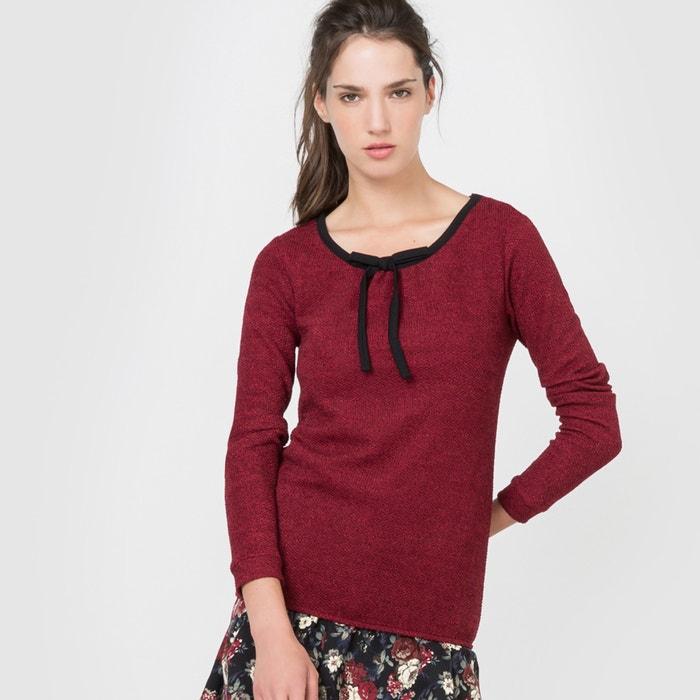 Image Robe manches longues, motif fleurs MOLLY BRACKEN